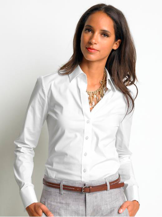 Ladies Work Blouse